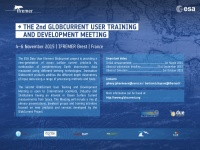 Annoucement for 2nd GlobCurrent User Consultation Meeting - 4-6 November 2015, IFREMER Brest (France)